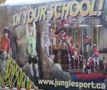 Junglesport Activity